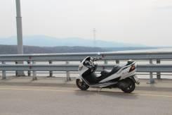 Suzuki Skywave 250, 2006