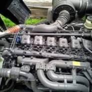 Двигатель на самосвал Hyundai HD 270