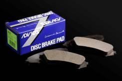 Тормозные колодки дисковые Advics PF-8374 передние 45022SM4517, 45022S