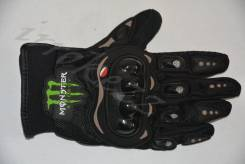 Перчатки текстильные Monster energy