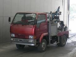 Продается Canter эвакуатор мостовой 4WD под ПТС