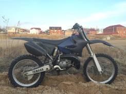 Yamaha YZ 125, 2004