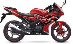 Мотоцикл WELS SUPERIOR, 2015