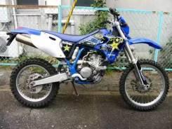 Yamaha WR 250, 2003