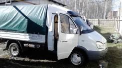 Продам ГАЗ 3302 тент
