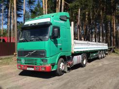 Продается грузовик Volvo FH12 с прицепом. В наличии новый тент.