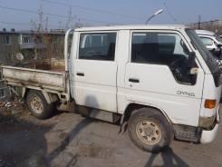 Toyota DYNA 1997 г. в разбор