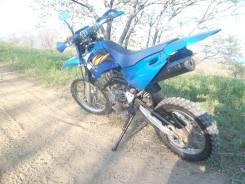 Yamaha TT-R 125, 2006