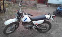 Suzuki Djebel 125, 2001