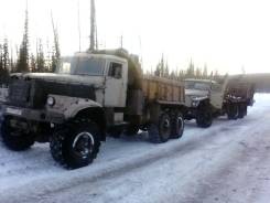КрАЗ 255, 1989