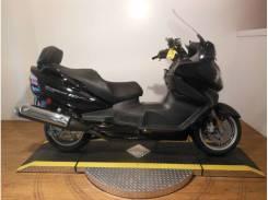 Suzuki Burgman AN650, 2008