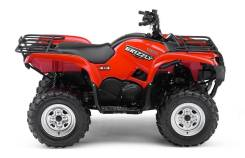 Yamaha Grizzly 550, 2014