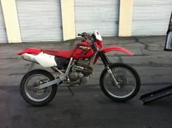 Honda XR 400, 2002