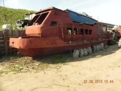 Продам или обменяю корпус катера КС