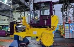 Осуществляем ремонт бульдозеров Четра Т 11