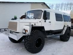 Продам снегоболотоход ГАЗ 3309 по типу Трэкол