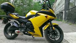 Yamaha FZR 600, 2009