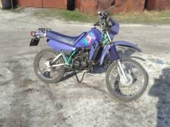 Yamaha DT50, 2001