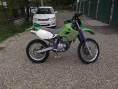 Kawasaki KLX 250S, 2001
