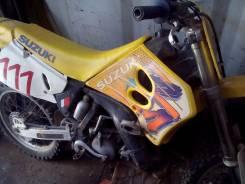 Suzuki RM125 по запчастям