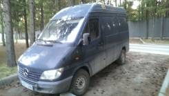 Mercedes-Benz Sprinter, 2001