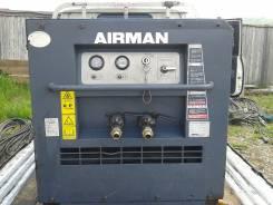Услуги компрессора Airman PDS100S, два молотка.