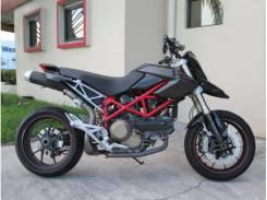 Ducati Hypermotard 1100S, 2007