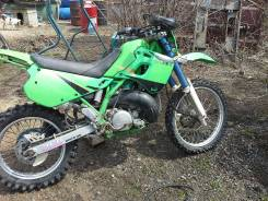 Kawasaki KDX 250, 1998