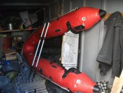 Продам лодку Dong Seo 330 + мотор Honda 15