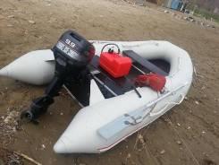 Лодка лидер 300 в отличном состоянии продам !