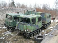 Hagglunds BV-206, 1987