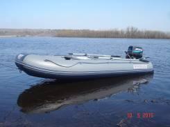 Продам ПВХ лодка Игла 420