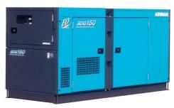 Продается дизельный генератор SDG150S Airman.