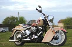 Harley-Davidson FLSTC Heritage Softail Classic, 2000