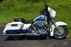 Harley-Davidson Touring Street Glide Special, 2010