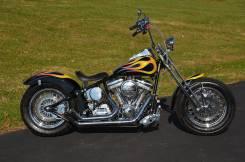 Harley-Davidson Softail Slim, 2015