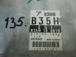 Блок управления ДВС. Mazda Demio, DW3W, DW5W B3E, B3ME