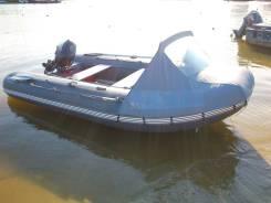 Продам лодку ПВХ Кайман 400 в комплекте.