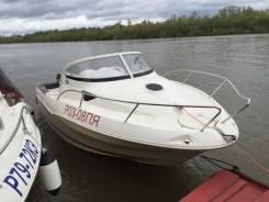 Продам отличный катер Quicksilver 620 Cruiser с подвесным мотором