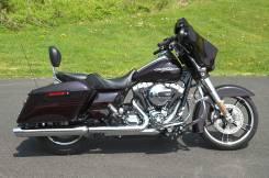 Harley-Davidson Touring Street Glide Special, 2014