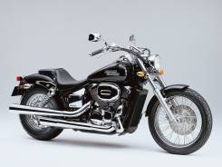 Honda Shadow-400, 2002