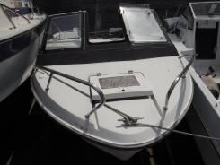 Продается лодка пластиковая Nissan 17
