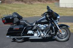 Harley-Davidson Touring Electra Glide Ultra Classic, 2011