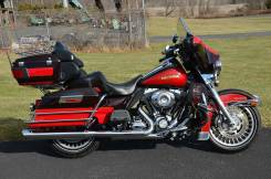 Harley-Davidson Touring Electra Glide Ultra Classic, 2010