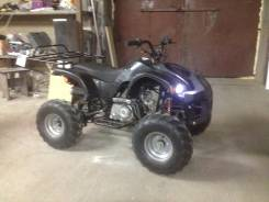 Yamaha Grizzly 125, 2014
