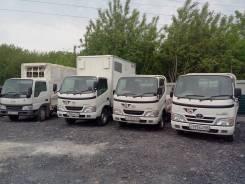 Прокат, аренда грузовиков, грузовых микроавтобусов и универсалов