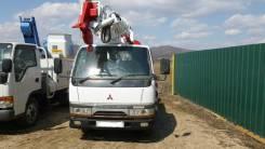Продается автобуровая, ямобур Mitsubishi Canter в Барнауле