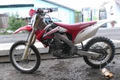 Honda CRF 450R, 2011