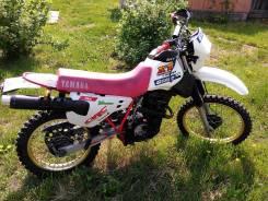 Yamaha XT 250, 1992
