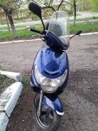 Suzuki Address V110, 2002